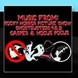 Music From: Rocky Horror Picture Show / Ghostbusters 1 & 2 / Casper / Hocus Pocus