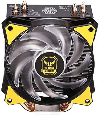 Cooler Master DISIPADOR COOLERMASTER MASTERAIR MA410P RGB TUF ...