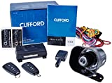 Clifford Matrix +1.2 1-Way Security Alarm System.