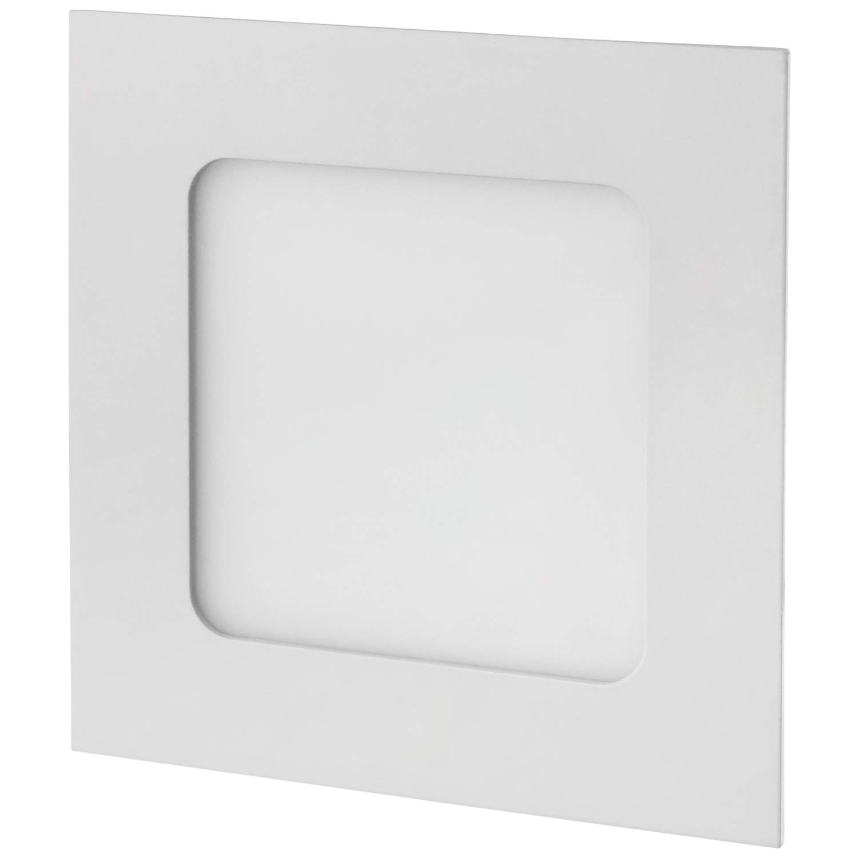650 Lumen 1 Pack 40K 10 Watt Cool White Dimmable Sunlite 82078-SU LED Square Slim Downlight Retrofit Fixture 4 Inch