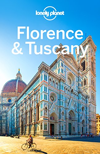 Lonely Planet Florence & Tuscany (Travel Guide) cover