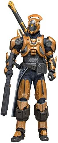 McFarlane Toys Destiny Vault of Glass Titan Collectible Action Figure, 7