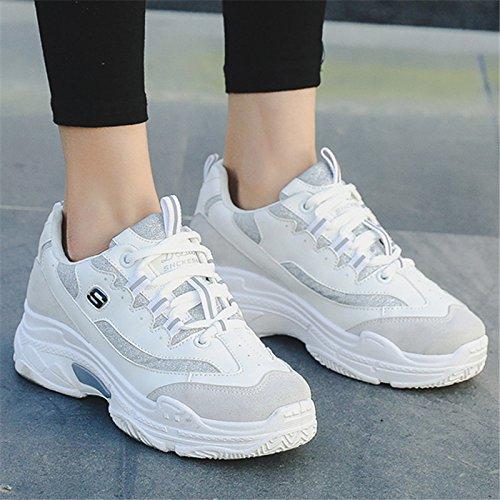 Match 1 GUNAINDMX White Sports Shoes New Shoes Trend White Spring All ZTrZ0q6v