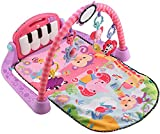 Fisher-Price Kick and Play Piano Gym, Pink (Baby Product)