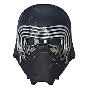 Star Wars The Black Series Kylo Ren Voice Changer Helmet - 51ByM1LuaKL - Star Wars The Black Series Kylo Ren Voice Changer Helmet