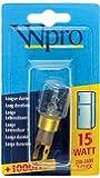 Wpro LRT009 Ampoule Froid TClick T25 15 W 220 V