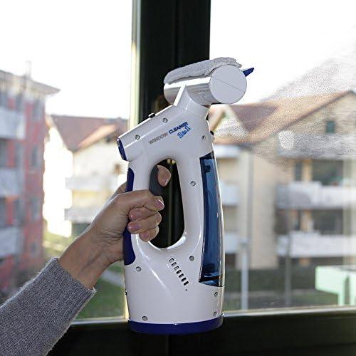 Aspirador limpiacristales Window Cleaner 2 in 1: Amazon.es: Hogar