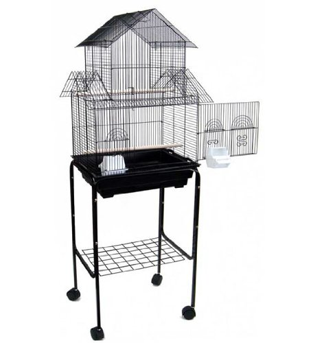 New Large Canary Parakeet Cockatiel LoveBird Finch Bird Cage