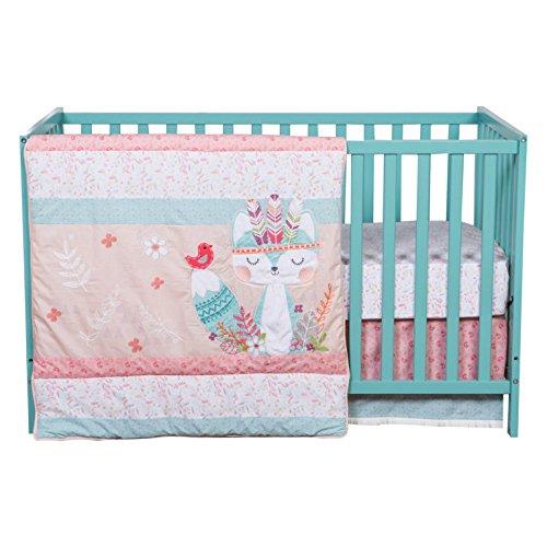 Trend Lab Wild Forever 6-Piece Crib Bedding Set by Trend Lab   B01K0BDUM8