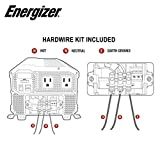 Energizer 3000 Watt 12V Power Inverter, Dual 110V