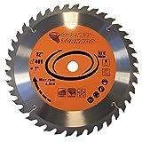 "ORANGE TORNADO 12"" 40 Carbide Tooth Saw Blade Full kerf for Wood"