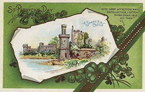St. Patrick's Day Greeting - Shane's Castle Scene Gallery