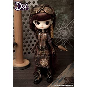 Pullip Dolls Dal Steampunk RaMuw 10″ Fashion Doll Accessory