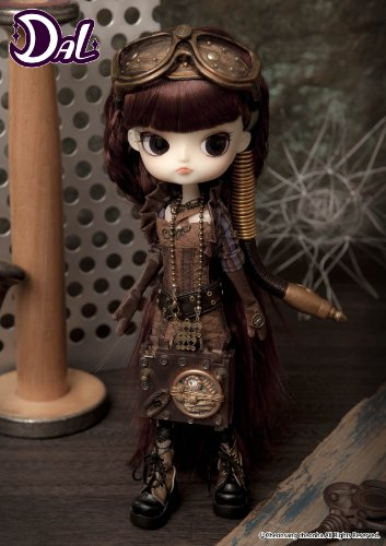 """Pullip Dolls Dal Steampunk RaMuw 10"""" Fashion Doll Accessory 3"""