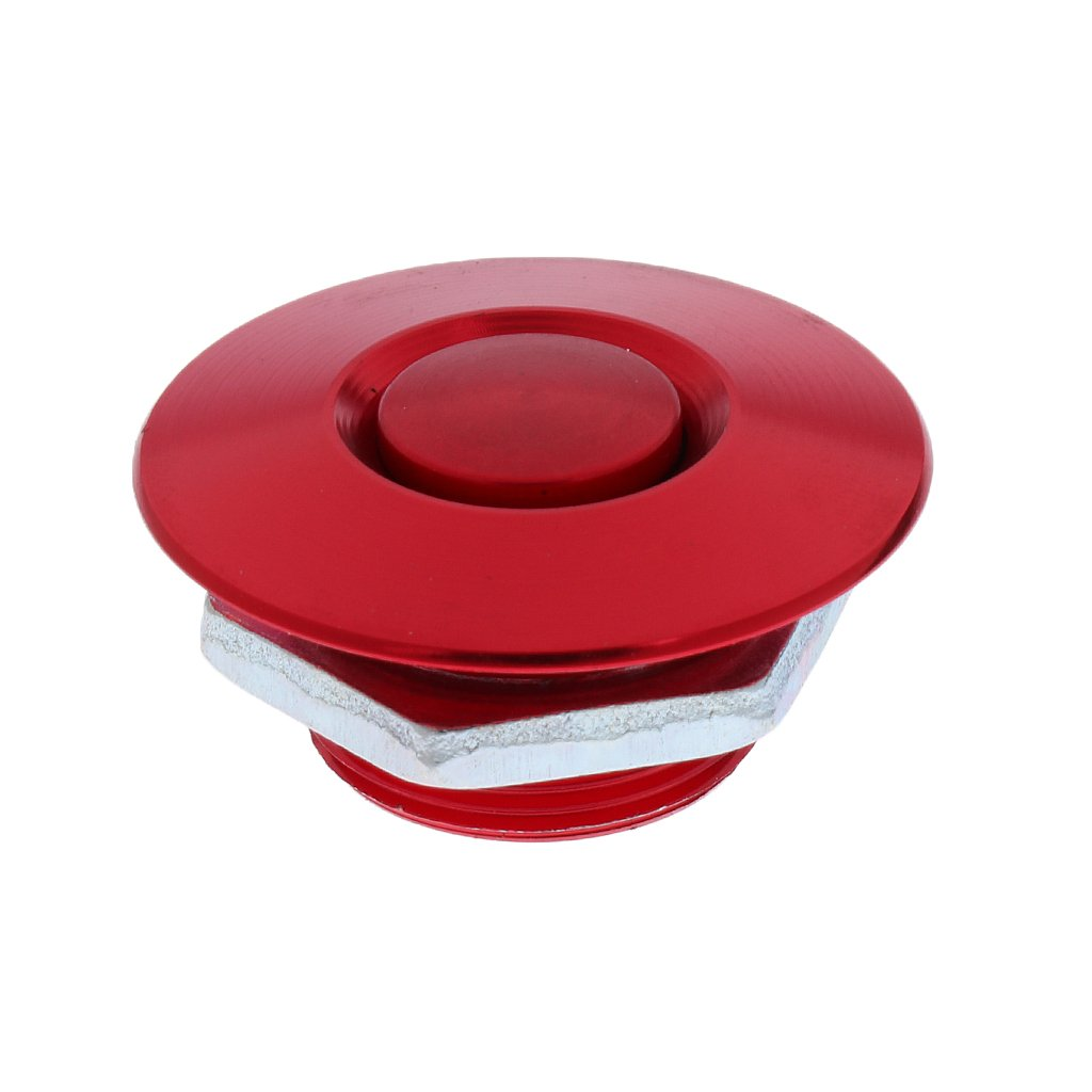 55mm High Quality Quick Release Fasteners Bumpers Fender Hatch Lids Red