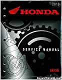 61KTG01 2010 Honda SH150i Scooter Service Manual