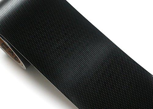 ROSEROSA Peel & Stick Backsplash Reverse Check Arirang Honeycomb Textured Vinyl Contact paper Interior Film Shelf Liner Table and Door Reform (F5610-4B : 3.93 inch X 16.40 ft) by ROSEROSA