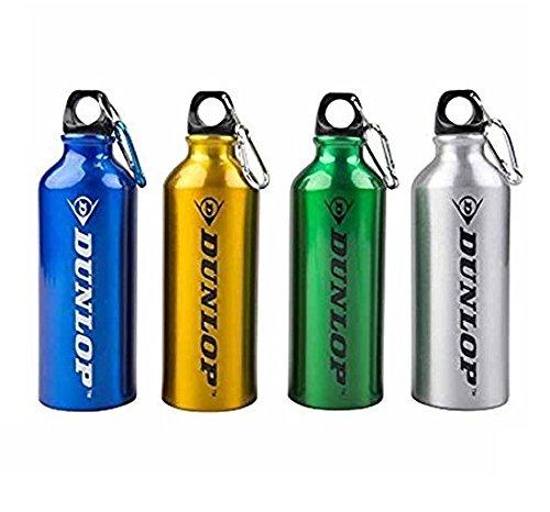 Dunlop Alu Trinkflasche 500ml vers. Farben (Blau)