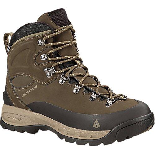 Vasque Men's Snowblime Ultradry Insulated Snow Boot, Black Olive/Brindle, 14 M (Vasque Mountain Boot)