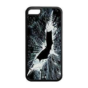 Batman Design Case for iPhone 5C,Cover for iPhone 5C,Case Cover for iPhone 5C ,Hard Case Protector for iPhone 5C
