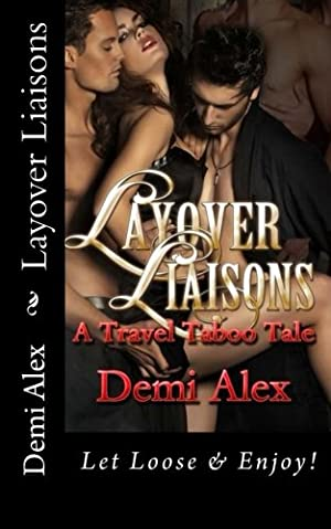 book cover of Layover Liaisons
