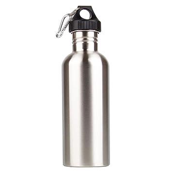 TBC 1L botella de agua de acero inoxidable boca ancha ...