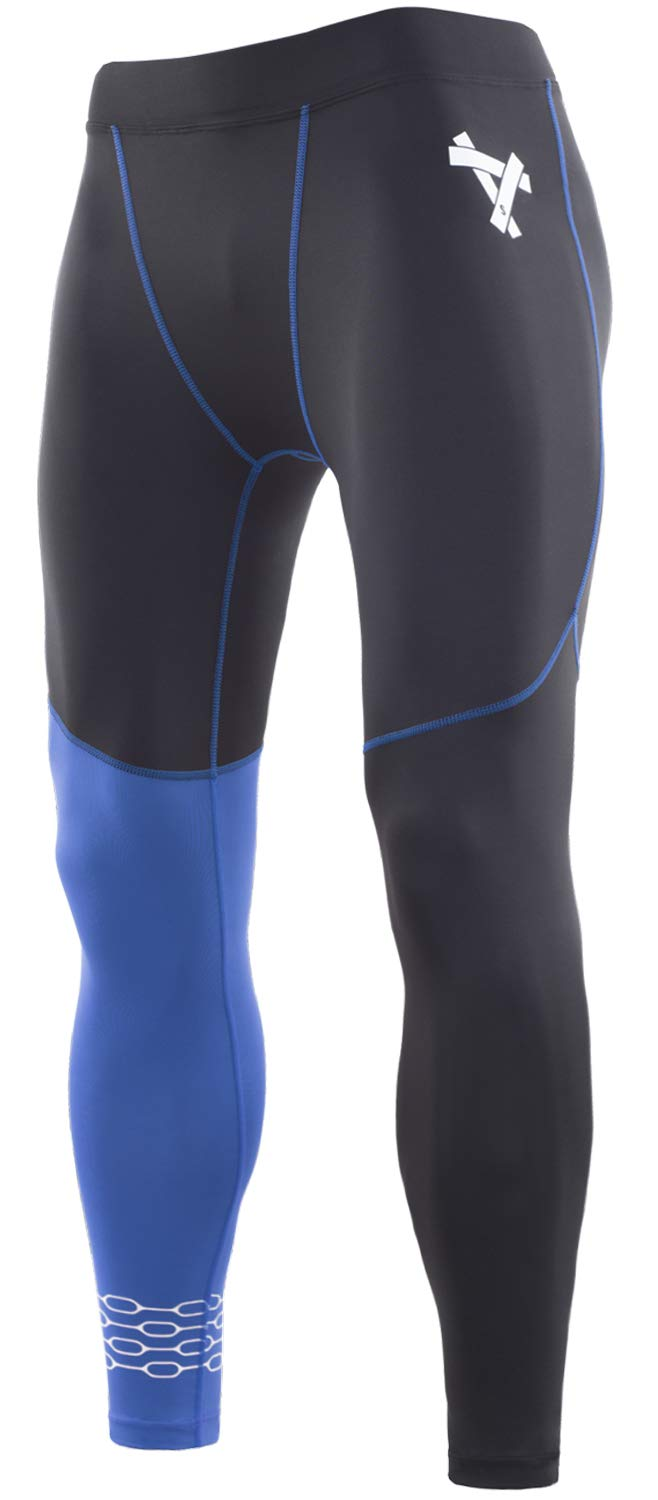 Lavento Men's Compression Tights Cool Dry Baselayer