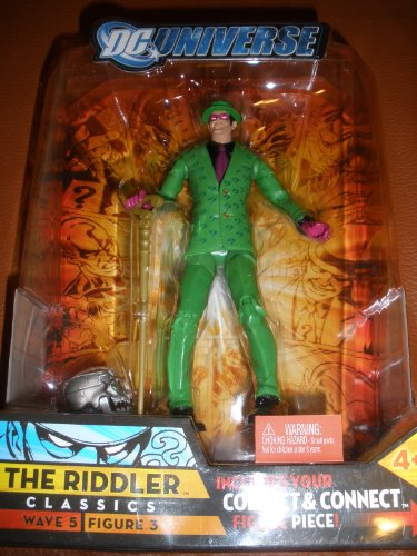 Buy riddler action figure