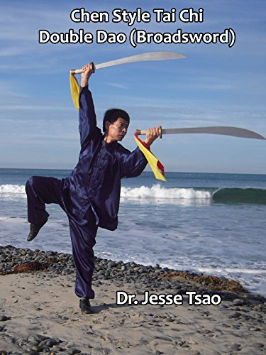 Chen Style Tai Chi Double Dao (Broadsword) by