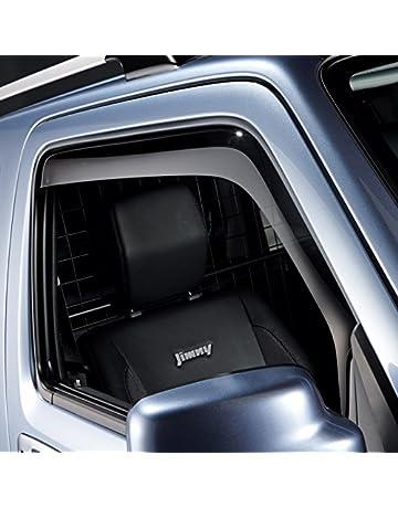 Deflector de viento y lluvia original para Suzuki Jimny, 2 unidades