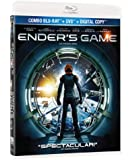 Ender's Game / La stratégie Ender [Combo Blu-ray + DVD + Digital Copy]