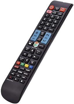 Mando a distancia universal para Samsung AA59-00784C, mando a distancia de repuesto para Samsung AA59-00784A AA59-0784B BN59-01043A Smart TV: Amazon.es: Electrónica