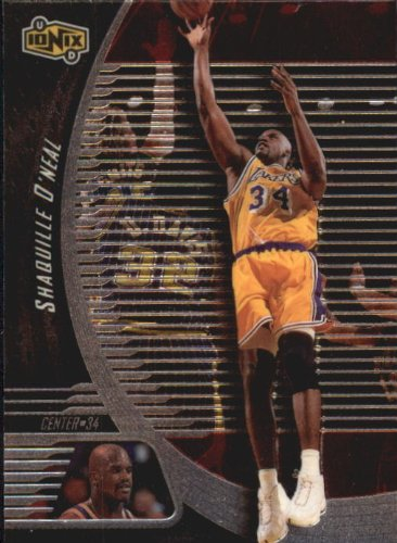 Amazon.com  1998 Upper Deck Ionix Basketball Card (1998-99)  32 Shaquille  O Neal Mint  Collectibles   Fine Art e0e1feac8