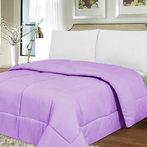 Home Design Down Alternative Color Comforters: Sweet Home Collection Luxurious Down Alternative Brushed