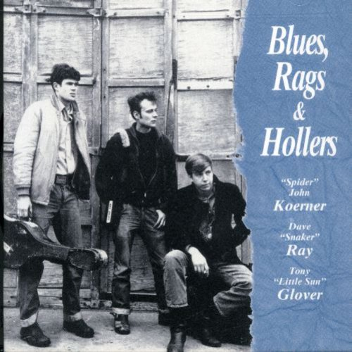 Blues Rags & Hollers