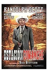 Estacion Comanche [DVD]