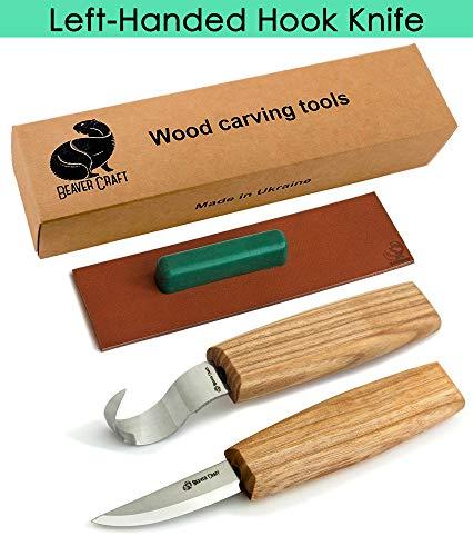 BeaverCraft S01L Wood Spoon