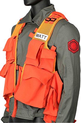 Pluscraft Matt Vest Cosplay Costume accessories Props by Pluscraft (Image #2)