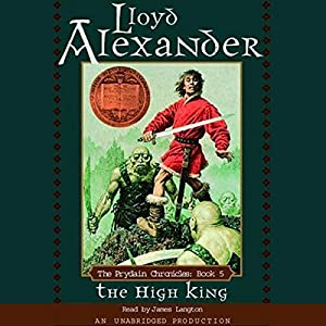 The High King Audiobook