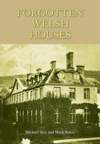 Forgotten Welsh Houses - West Side Pavilion