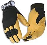 Deerskin Drvs - Medium - Kinco Work Gloves (101-M)