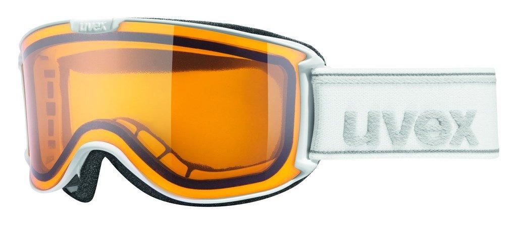 Uvex Skibrille skyper LGL, White/Lgl, One size, S5504231029