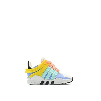 online retailer 92677 27a30 discount code for adidas eqt kids shoes red yellow e1215 dd1ca