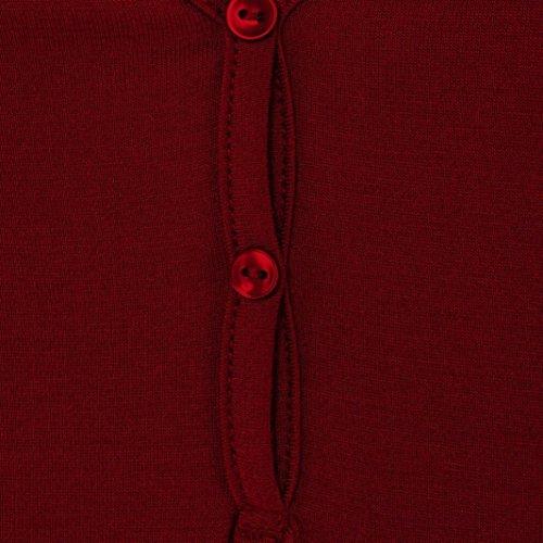 spalla Pullover Scollo Senza T shirt Dona Elegante xl Da A Bretelle Camicetta Sexy Primavera Maniche Corta Felpe Felpa Giro Casual Manica Lunga C Maglietta Con Donna Top xfqOwzqX1