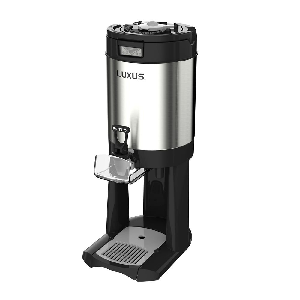 Fetco D448/L4D-10 Luxus 1 Gallon Portable Thermal Coffee Dispenser