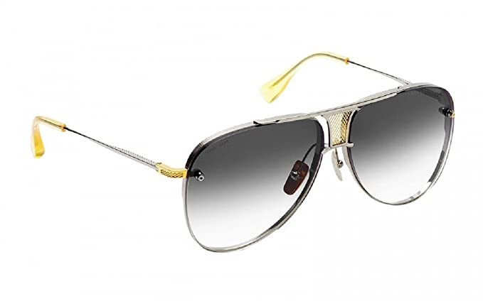 d5109602acbd Image Unavailable. Image not available for. Colour  Dita Decade Two  DRX-2082 Gold   Black ...