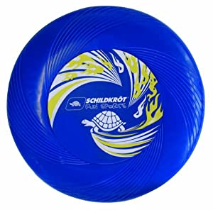 Schildkröt Fun Sports 970050 Speeddisc Basic Frisbee,blau-rot, 25 cm...