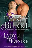 Lady of Desire (Legendary Rogues Book 1)