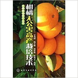 Book Pollution-free and High-yield Cultivation Technique of Citrus (Series of fruit cultivation technology) (Chinese Edition)