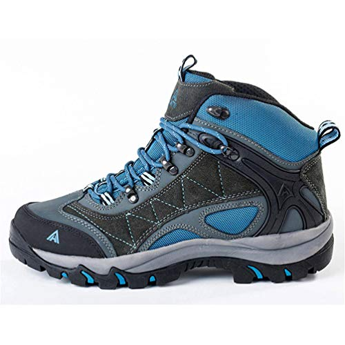 Thermal Gray Hiking Boots Waterproof Trekking Sneakers Women Shoes Mountain Shoes Fur Breathable Shoes Slippery Anti Qianliuk Outdoor CqAUat